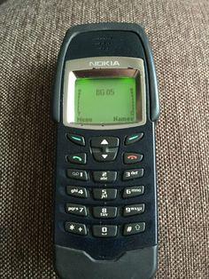 Nokia 6250 - Rugged / Shockproof Unlocked GSM Phone *VINTAGE* *COLLECTIBLE* #Nokia #Bar