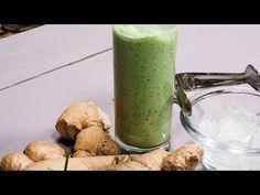 Smoothie cu pere, spanac și ghimbir - YouTube Pillar Candles, Smoothie, Vegan, Youtube, Shake, Smoothies, Taper Candles, Youtubers
