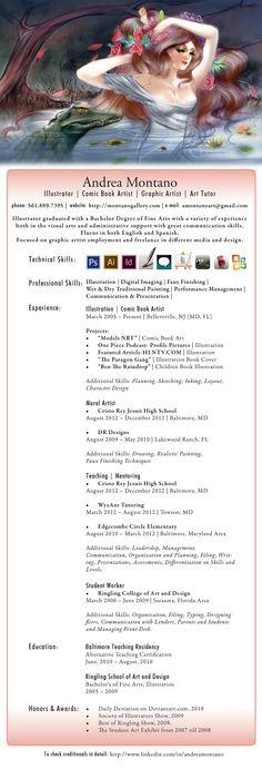 I create this resume with lucidpress my visual resume - visual resume