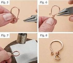 My Favorite New Wire Jewelry-Making Tip, Plus Master Basic Wirework with the Pros - Jewelry Making Daily - Blogs - Jewelry Making Daily