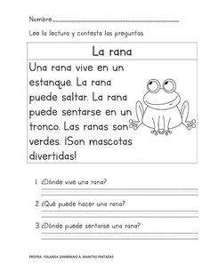 Spanish Learning Videos Verbs Learn Spanish Fast For Kids Info: 6872590074 Spanish Worksheets, Spanish Teaching Resources, Spanish Language Learning, Speech Language Therapy, Speech And Language, Spanish Lessons For Kids, Learn Spanish, Learning Sight Words, Elementary Spanish