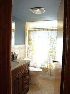 Painting Bathroom Ceiling Same Color as Walls | Painting ...