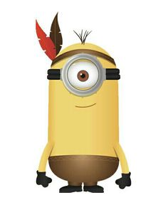 Native American minion :-)
