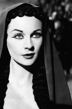 """Vivien Leigh in """"Caesar and Cleopatra"""" (1945)"""