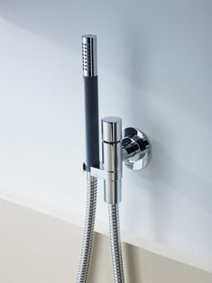 The beautifully compact build-in VOLA 071 hand-held easily compliments any bathroom design space Bathroom Taps, Small Bathroom, Bathroom Ideas, Modern Bathroom Design, Bathroom Interior Design, Minimalist Showers, Kit, Beautiful Bathrooms, Shower Heads