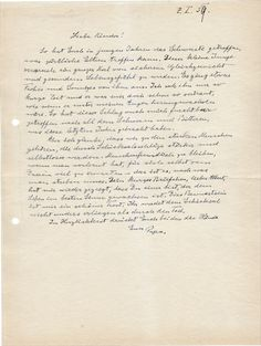 Albert Einstein Writes His Son About Life's Hardships Following Death of his Grandson | Shapell Manuscript Foundation