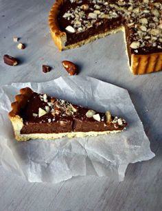 The Spoon and Whisk: Simple Speedy Mocha Tart