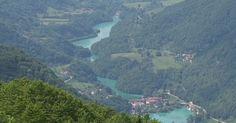 Florestas exuberantes, montanhas e belos rios surpreendem na Eslovênia