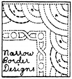 Nancy-Page-Quilting-Design-Narrow-Border