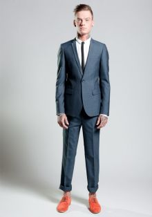 Kings Of Carnaby- 2 piece steel mod suit available at www.heidigoseek.com