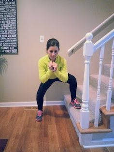 Go Fit Mom!: Kick Butt Stair Workout!