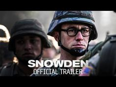 Joseph Gordon-Levitt is under suspicion in the first Snowden trailer