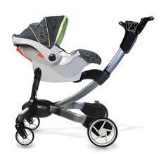 4moms Origami Graco Car Seat Adaptor.  Graco car seat adaptor for Origami stroller.  Accepts Graco Snugride, Snugride 30, Snugride 32, Snugride 35 and Infant Safeseat.