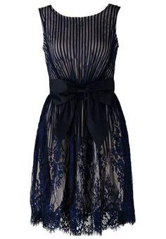 Vapaa-ajan mekko - sininen