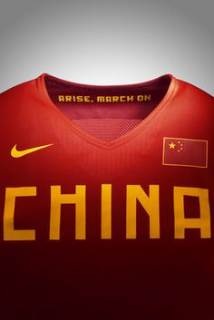 Team USA 'Made in China' Debate Ignores China's Nike-Sponsored Team