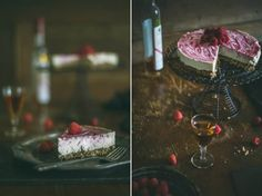Raw Vegan Cheesecake with Berries (Souvlaki For The Soul)