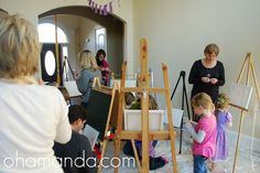 Tangled Birthday party ideas on this mom's blog - so clever! Especially the food and entertainment