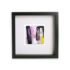 Buy mini abstract Acrylic painting by Carolynne Coulson on Artfinder. Discover thousands of other original paintings, prints, sculptures and photography from independent artists. Paintings For Sale, Original Paintings, Sculptures, Artists, Colour, Abstract, Mini, Frame, Artwork