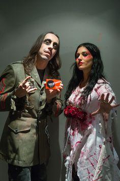 Andrea Ferro & Cristina Scabbia Lacuna Coil