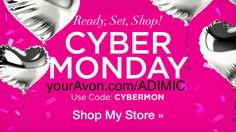 #CYBER #MONDAY FREE SHIPPING!