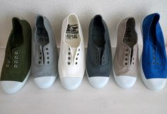 Victoria slip on shoes, I have the white ones and they are the most comfortable shoes ever!