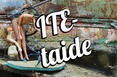 Suomi Tourin ITE-taide vinkkejä / Finland travel tips: Outsider Art  #suomi #finland