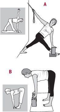 Dolor en la Parte baja Posteríor: la terapia del Yoga Iyengar puede ayudar.