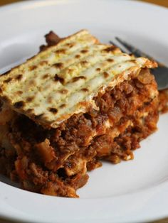 Matzo Lasagna: No noodles needed here! This clever dish is perfect for a large Seder.