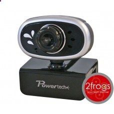 WEB CAMERA Power Tech 77, 1.3MP - See more at: shop.2frogs.gr