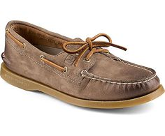 Sperry Top-Sider Authentic Original Weathered 2-Eye Boat Shoe