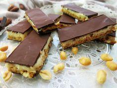 Antipastaa: Itse tehdyt terveellisemmät Snickers-patukat (glut...