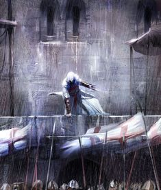 Assassin's Creed Art & Pictures  Altair Concept