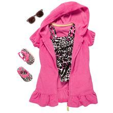 Pool wear wish i had a lil girl she would be wearing this in the summer !
