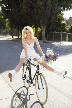 Nasty Gal 'Crazy Love' Lookbook starring Cora Keegan