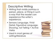 descriptive writing br what is descriptive writing br  descriptive writing subjunctive essay phrases narrative and descriptive writing ppt