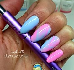 Miami Gel Polish Collection 2017 by Natalia Siwiec NailArt 006  Miss America Miami 2017 Call Me a Unicorn 2017 by Klaudia Stencel @stencelova #nails #nail #indigo #indigonails #nailsart #summernails #coachella #springnails #nataliasiwiec #miami #hotnails