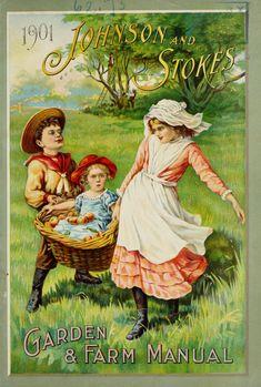 1901 Johnson & Stokes garden and farm manual