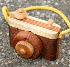 Wood Camera - for Eli to make something similar