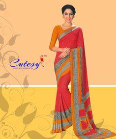 Latest Sarees, Indian Sarees, Fashion Wear, How To Memorize Things, Sari, How To Wear, Indian Saris, Saree, Saris