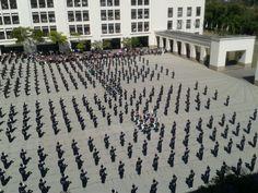 Academia Militar das Agulhas Negras (AMAN) em Resende, RJ