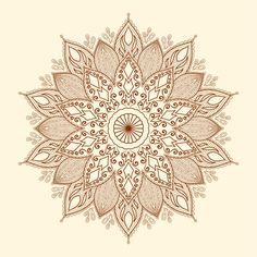 mandala tattoo | Mandala Tattoo Meaning + Cute Designs