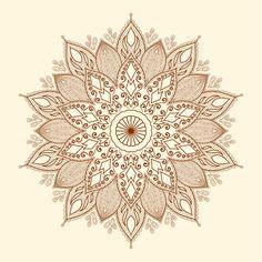 mandala tattoo | Mandala Tattoo Meaning + Cute Designs