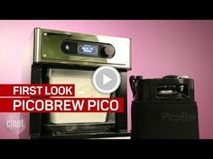First impressions of the Picobrew Pico -- a beer brewing robot