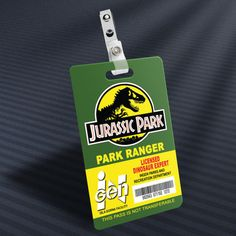 Park Ranger Badge (Jurassic Park), $8.49 | Community Post: 14 Affordable Gifts For The Movie Buff In Your Life