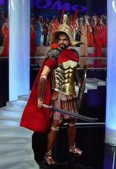 Roman Gladiator Ken