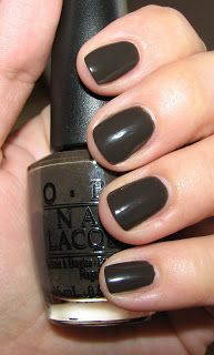 OPI | Get in the Expresso Lane