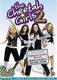 Disney Channel The Cheetah Girls 2 Old Disney Channel Movies, Disney Original Movies, Old Disney Movies, Disney Movie Posters, Disney Channel Original, Disney Films, Old Movies, Old Disney Channel Shows, Girly Movies