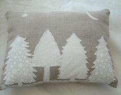 Another cute Christmas pillow