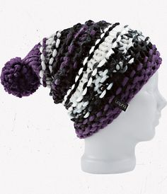 5f03fc6e19d Burton Nana Beanie 2012 - Beanie for Women - Black - buy now on PLANET  SPORTS online shop ✓ Easy return within 30 days.