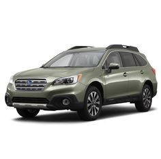 What do you think about the 2015 Subaru Outback in Wilderness Green Metallic?